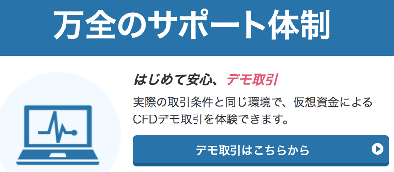 CFDの仕組み、配当