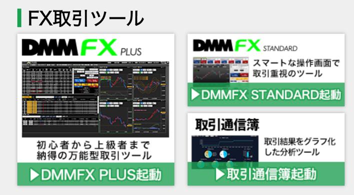 dmm fxの取引通信簿