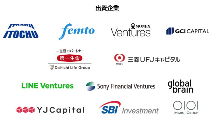 クラウドクレジットの株主