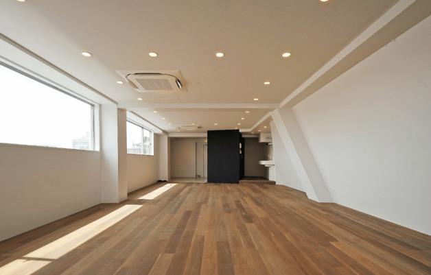 warashibeのオフィスビル