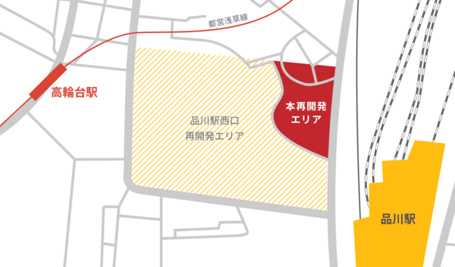 COZUCHIの品川駅前 再開発エリアファンド